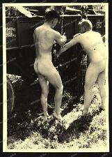 Foto-Soldaten-Waschen-Dusche-Nackt-Boys-Nude-34.Inf.Div-Minsk-Smolensk-1941-1