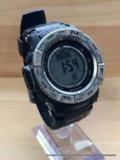 Casio ProTrek PRW-3500 Triple Sensor Tough Solar Men's Watch - RUNS