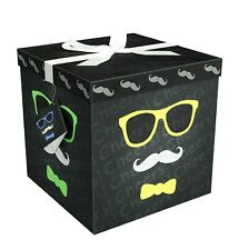 Gift Box - Large Gift Boxes with Lids - Funny Gifts - Amrita M - EndlessArtUs