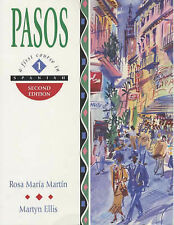 USED (GD) Pasos: Student's Book v.1 (Vol 1) by Rosa Maria Martin