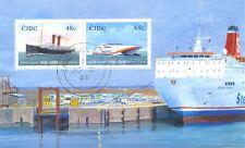 Ireland Ferry Service min sheet fine used