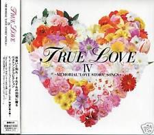 TRUE LOVE IV MEMORIAL LOVE STORY SONGS - Japan CD - NEW