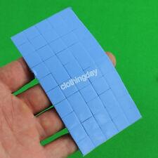 50pcs 10mm 10x1MM Xbox360 VGA IC Chip Heatsink Thermal Compounds Paste Pad Pads