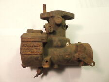 1920's 1930's Schebler Model TR carburetor Vintage Antique