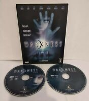 DARKNESS Édition double DVD - Pal Zone 2 - Comme neuf