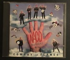WACO BROTHERS 'COWBOY IN FLAMES' 1997 CD Album