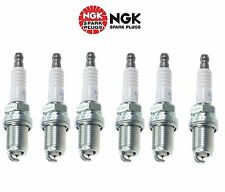 Mitsubishi Eclipse Endeavor Set of 6 Spark Plugs NGK Laser Platinum Resistor