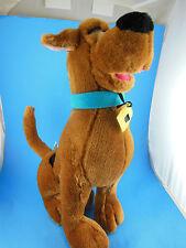 "Scooby Doo Plush 13"" Hanna Barbera Warner Brothers 1997"