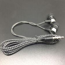 3.5mm In-Ear Sport Earphones Bass Headphone Stereo Headset Earbuds Braided Line