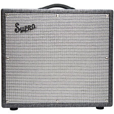 Supro 1695T Black Magick Magic 25W 1x12 Jimmy Page Electric Guitar Combo Amp
