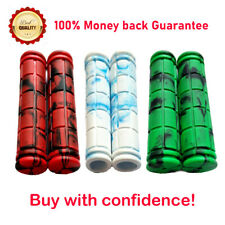 Soft Rubber Anti Skid Bicycle BMX MTB Universal Scooter Handle Bar Bike Grips