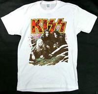 NEW VTG!! Kiss shirt revenge tour 1992 t shirt gildan reprint