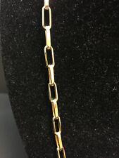 Goldkette Ankerkette Gold Kette Gelbgold 585 14k 3,1mm 51cm ECHT GOLD NEUWERTIG
