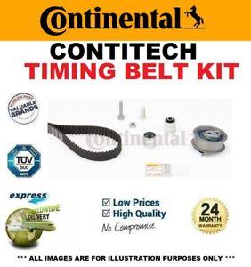 CONTITECH TIMING BELT KIT for AUDI A4 2.0 TFSI 2004-2008