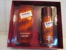 TABAC ORIGINAL COFFRET EDT VAPO 100 ML + MOUSSE A RASAGE 150 ML  BOITE NEUF