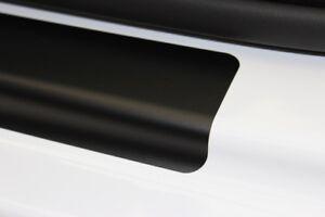 For VW Touran 4 (5T Door Sill Paint Protection Film Black Matte 2175