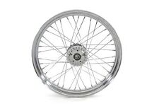 """Front 23"""" x 3.00"""" wheel for Harley FX/XL 1978-1983 single or dual disc"""