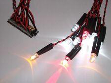 10x LED Module - Great for RC Cars & Model Railways - Self Build Kit - UK Seller