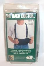 New Industrial Back Support Endorsed By The Back Inst. & Dr Hamilton Hall XL