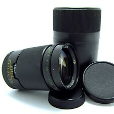 JUPITER-37A f3.5/135mm - SERVICED - MADE in USSR-1982 year №821003