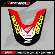 Honda Crf 150 Motocross Fender Decal gráficos pegatina Core