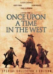 Once Upon a Time in the West DVD (2003) Charles Bronson, Leone (DIR) cert 15