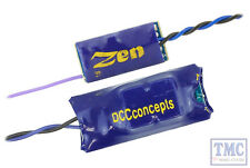 DCD-ZN8D DCC Concepts ZEN NANO 8 Pin Direct 4 Function Decoder w/Stay Alive