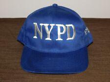 POLICE BASEBALL CAP HAT NEW YORK CITY POLICE NYPD 911   NEW