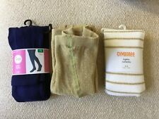 NWT Girl/'s Mixed Lot Trimfit Copper Key Tights Size 7-10 Multi 7 Pair #199R