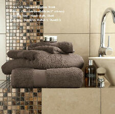 Miami Luxury Towels 700 GSM 100 Egyptian Cotton Extra Softness and Absorbency Bath Towel- 70 X 120 Cms Camel