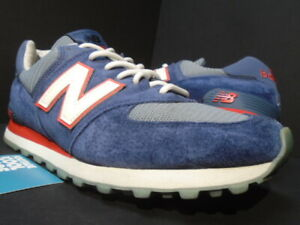 2014 NEW BALANCE 574 US574MD MOBY DICK USA NAVY BLUE OFF WHITE RED KITH 9.5