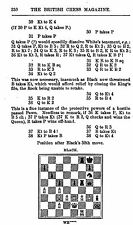 24 years issues BRITISH CHESS MAGAZINE 1881-1905 problems famous games DVD