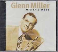 CD 18T GLENN MILLER MILLER'S MOOD 2005 NEUF SCELLE