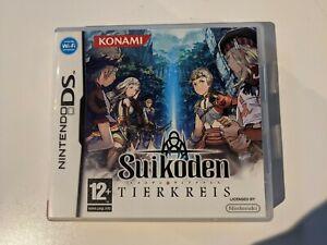 Suikoden tierkreis for the DS