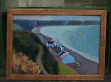More details for north wales  oil painting