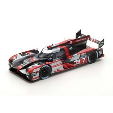 Spark 2016 AUDI R18 4.0L TDi V6 TEAM SPORTJOEST #7 4th 24h LMS 1:18 *New!