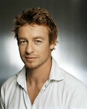 SIMON BAKER UNSIGNED PHOTO - 245 - THE MENTALIST
