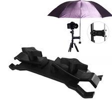 Iluminación de estudio de fotografía paraguas titular/Pinza Clip Para Trípode Soporte de Luz