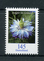 Germany 2018 MNH Flowers Definitives 1v Set Flora Plants Nature Stamps