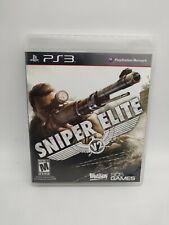 Sniper Elite V2 PS3 Sony PlayStation 3 Tested
