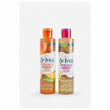 St. Ives Exfoliate & Nourish Facial Oil Scrub, Apricot 4.23 oz