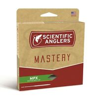 Scientific Anglers Mastery MPX Fly Line - WF6F - Color Willow Amber - NEW