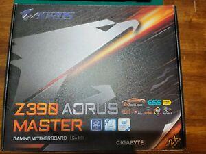 Gigabyte Z390 AORUS MASTER Intel LGA1151/ATX/3xM.2/Wi-Fi) Gaming Motherboard
