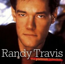 RANDY TRAVIS - PLATINUM COLLECTION  CD NEU