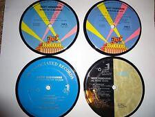 Ozzy Osbourne - Record Album Coaster Set - Jet/CBS
