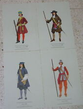 Lithograph Reproduction Military Art Prints