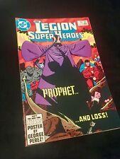 Legion of Super Heroes Comic Retro 1983