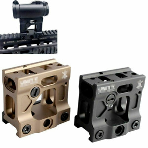 Tactics Scope Universal Red Dot Sight Mount for 20mm rail Airsoft T1 / T2 TARGET