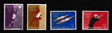 San Marino 1960 Airmail - Olympic Games - Rome, Complete Set Of Four Stamps-MUH
