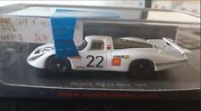 Rudi Lins Willi Kauhsen Porsche 908 1969 24 Hours Lemans 1/43 Spark Le Mans